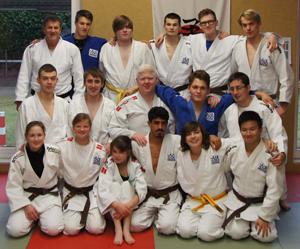 Das-Judo-Team