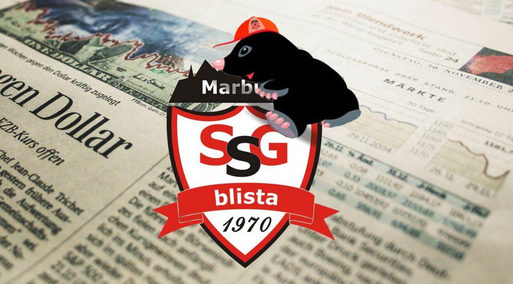 SSG Marburg Intern News